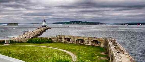 Fort Preble in South Portland