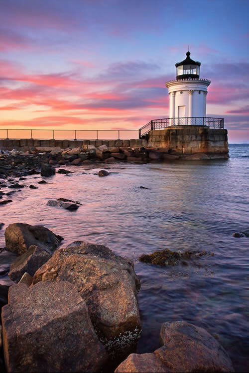 lighthouse boat tours portland maine